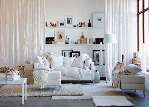 Дизайн квартиры в скандинавском стиле (75 фото)