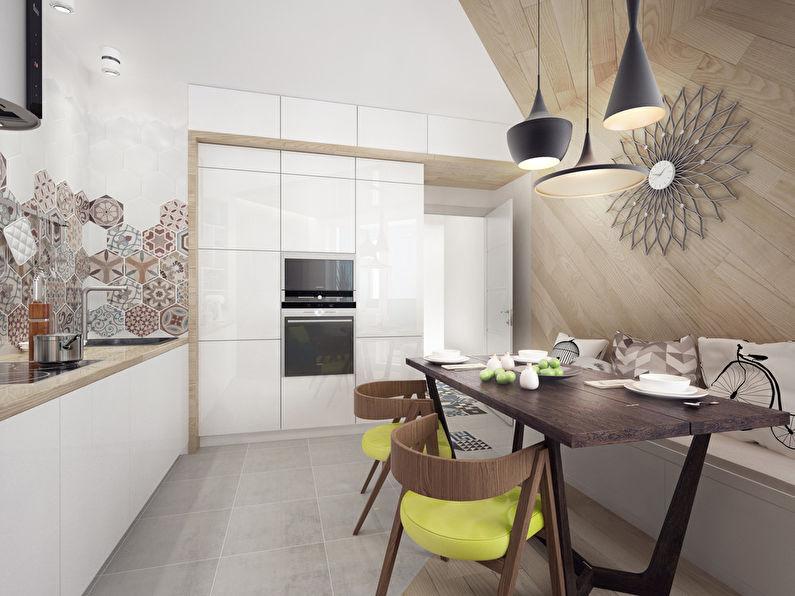 сведению, геометрия на кухне картинки совершенно невероятный