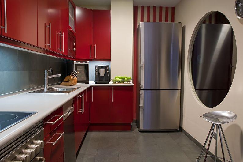 Дизайн кухни в стиле модерн: 50 фото и идей интерьеров
