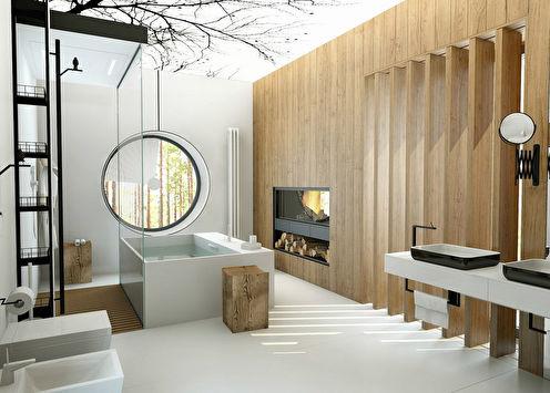 Ванная комната «В сосновом бору...»