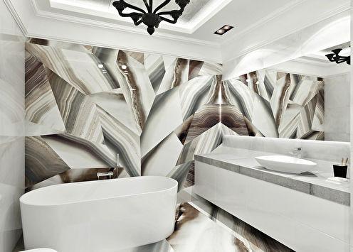 Ванная «Fracture Space»