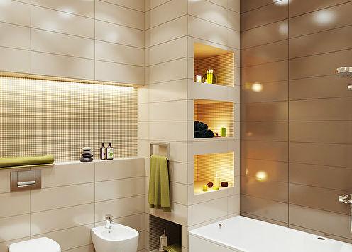 Ванная комната «Краски осени»