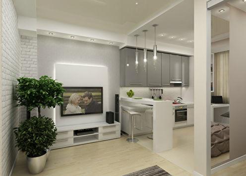 «В своем доме»: Квартира 44 м2