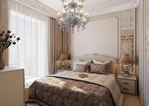 Спальня «Кремовый шик»