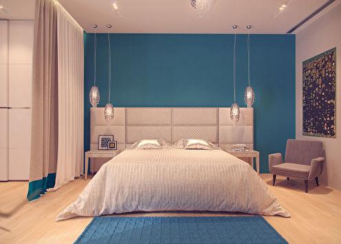 Спальня в частном доме, Краснодар