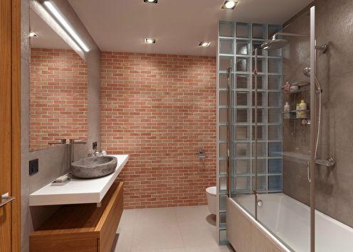 Ванная комната «Без компромиссов»