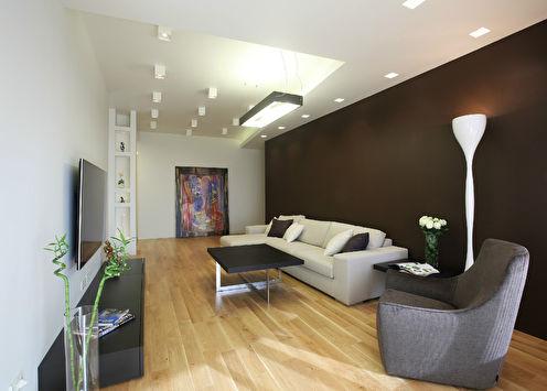Дизайн квартиры 160 м2, Ереван