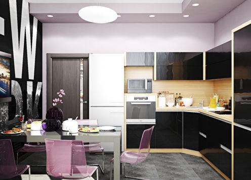 New York: Кухня 15 кв.м.