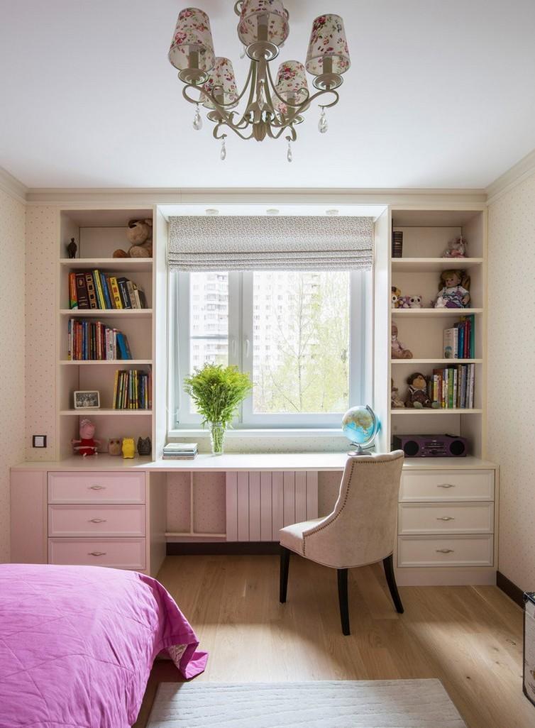 Детская комната - Дизайн трехкомнатной квартиры