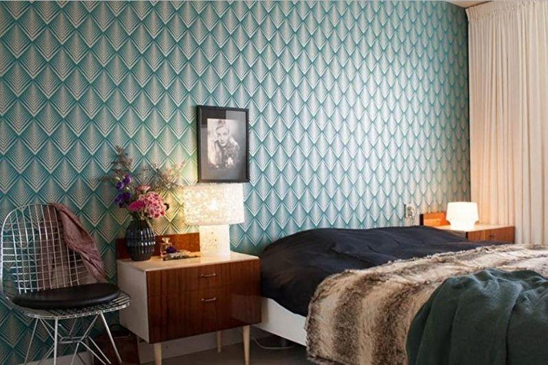 Обои для спальни - Как выбрать обои в квартиру