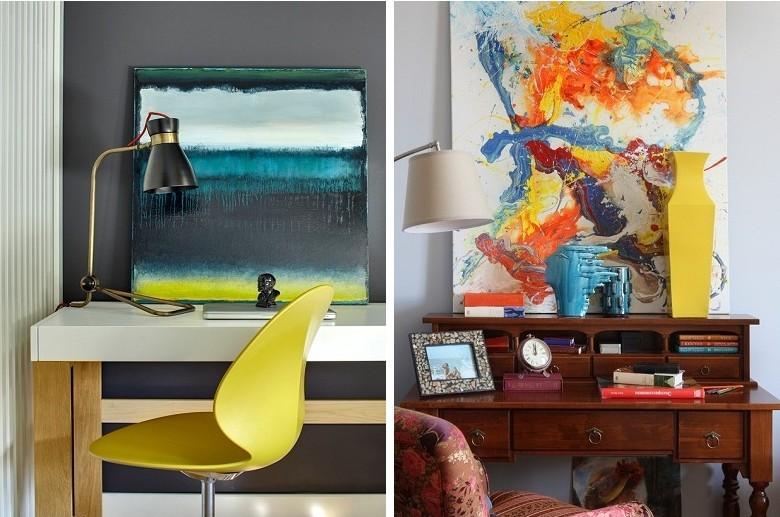Картины для интерьера своими руками - Абстракция