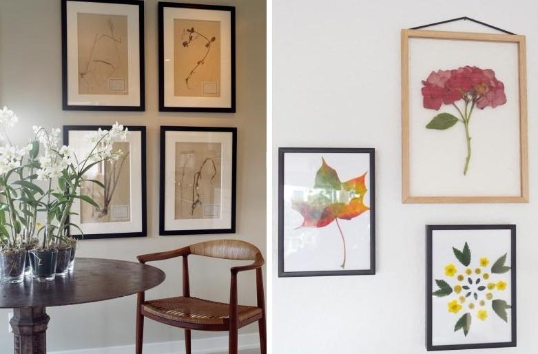Эко-картины - Картины для интерьера своими руками