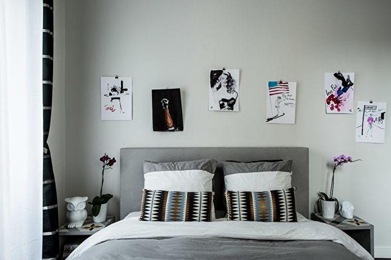 Картины для интерьера своими руками - фото