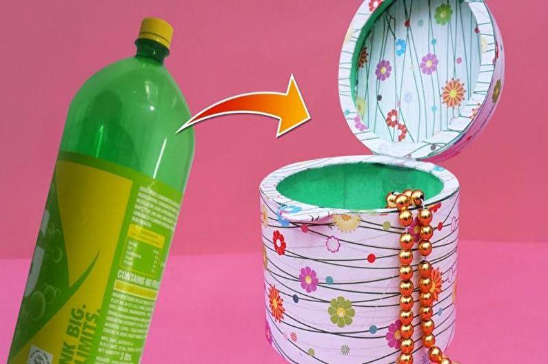 Поделки из пластиковых бутылок своими руками - Необычные идеи для поделок