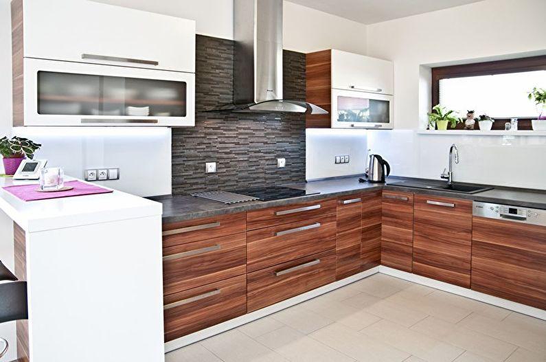 Дизайн кухни в современном стиле - Техника и аксессуары