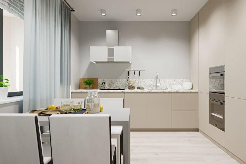 Дизайн квартиры в стиле минимализм - Особенности