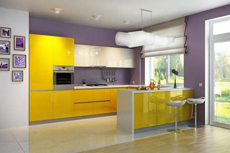 Желтая кухня (85 фото): дизайн интерьеров, идеи для ремонта кухни