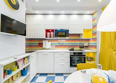 Кухня в современном стиле: 75 идей дизайна