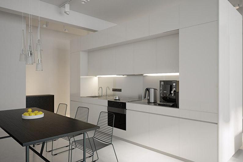 Дизайн интерьера кухни 8 кв.м. — фото