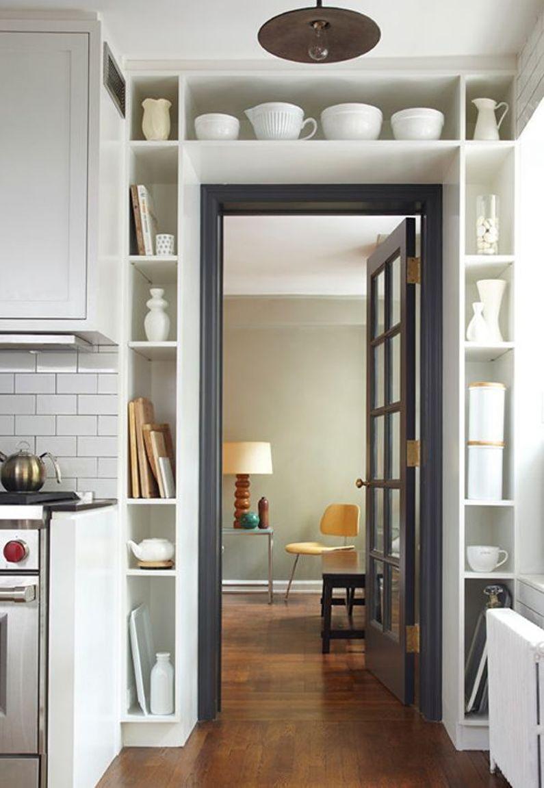 Дизайн кухни 6 кв.м. - декор и текстиль