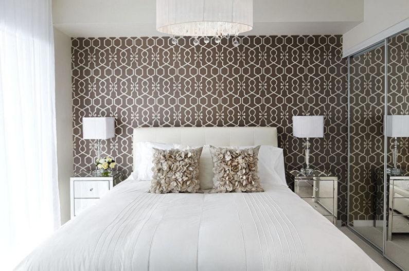 Дизайн спальни 12 кв.м. - как расставить мебель