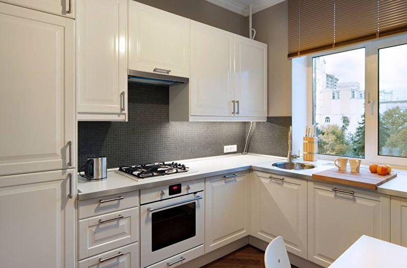 Дизайн кухни 6 кв.м. (+60 фото)