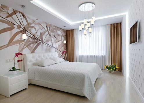 «В камышах»: Дизайн спальни