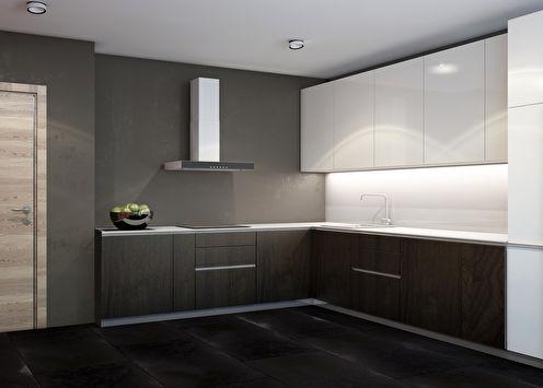 Дизайн-проект кухни 20 м2