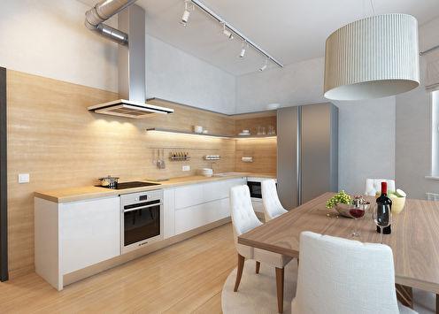 Кухня «Спокойствие тишины»