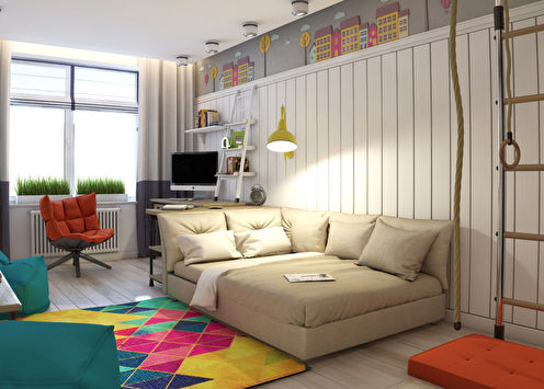 TeenAger: Комната для подростка