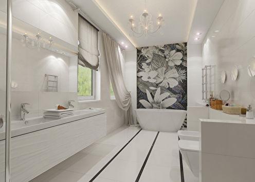 Ванная комната «Fleur Blanche»