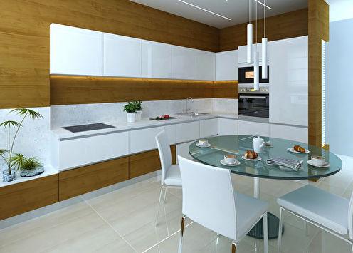 Кухня «Морской бриз»