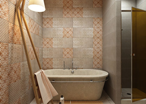 Интерьер ванной «Комфорт & Стиль»
