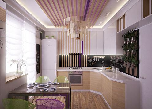 Performance: Дизайн маленькой кухни