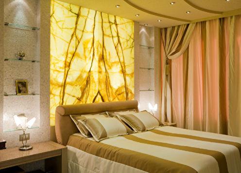Спальня «Эстетика чистоты»