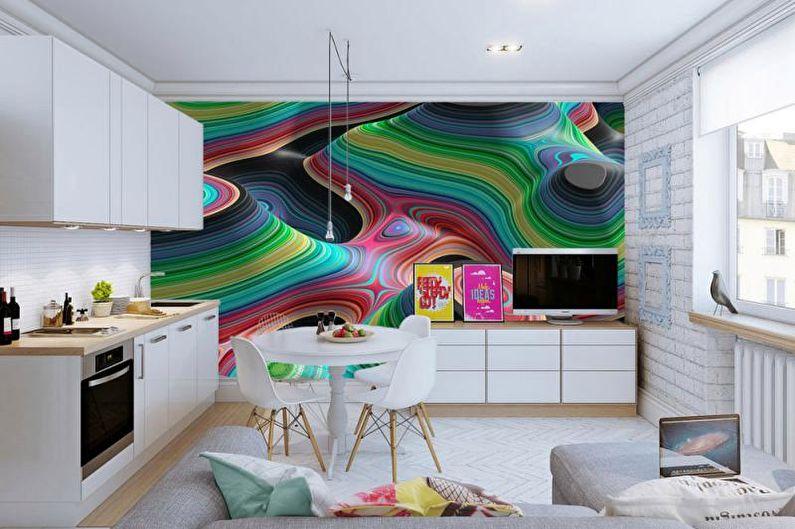 Фотообои на кухню - Фоновые обои