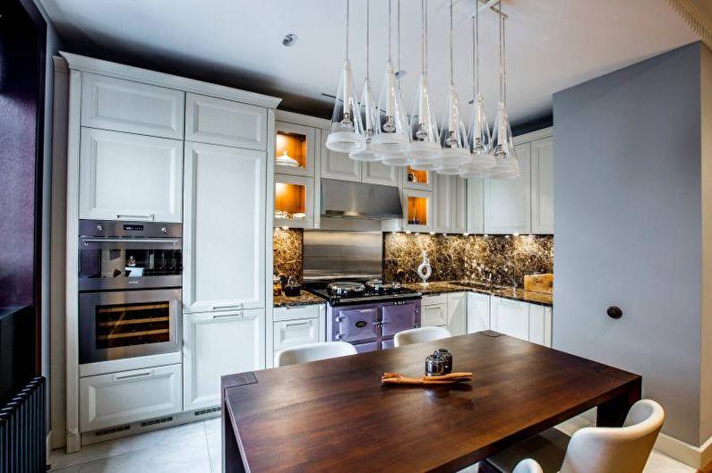 Столешница для кухни из натурального камня