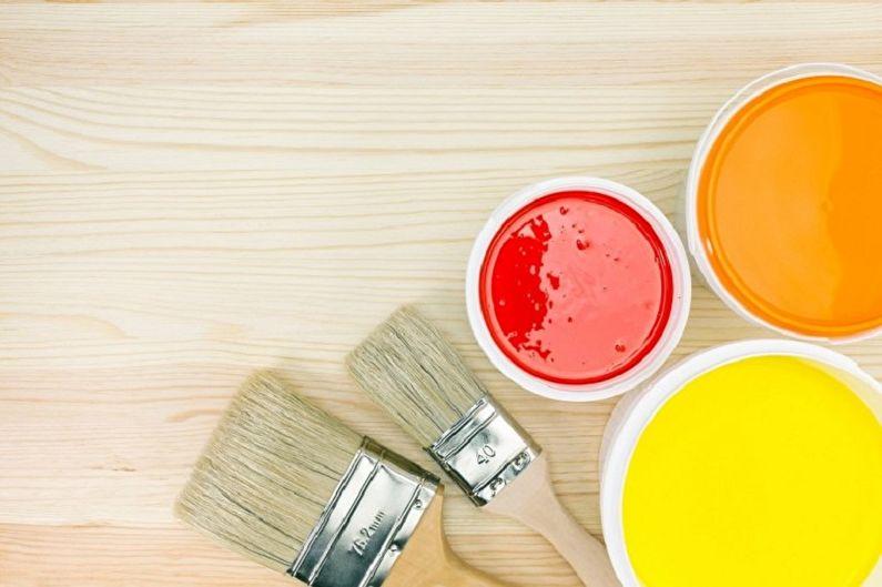 Как выбрать водоэмульсионную краску