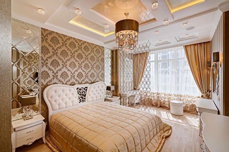 Дизайн спальни в стиле арт-деко - Особенности