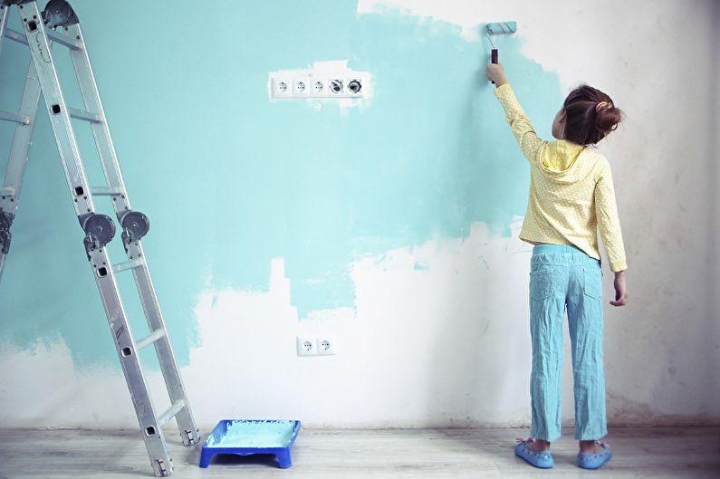 """Картинки по запросу """"Современные краски - идеальный выбор для проведения покрасочных работ"""""""