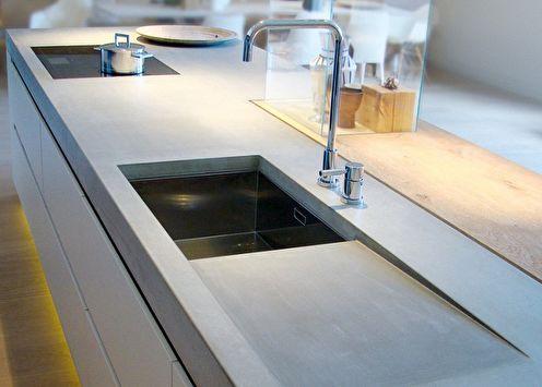 Столешница для кухни (105 фото): виды, как выбрать