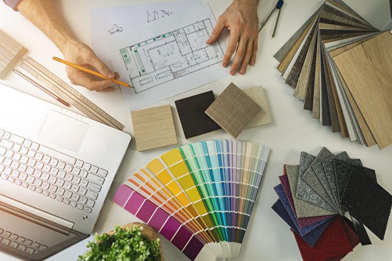 Как сделать дизайн-проект самостоятельно