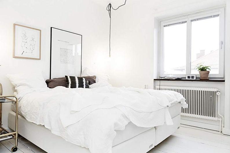 Дизайн спальни 9 кв.м. - декор и текстиль