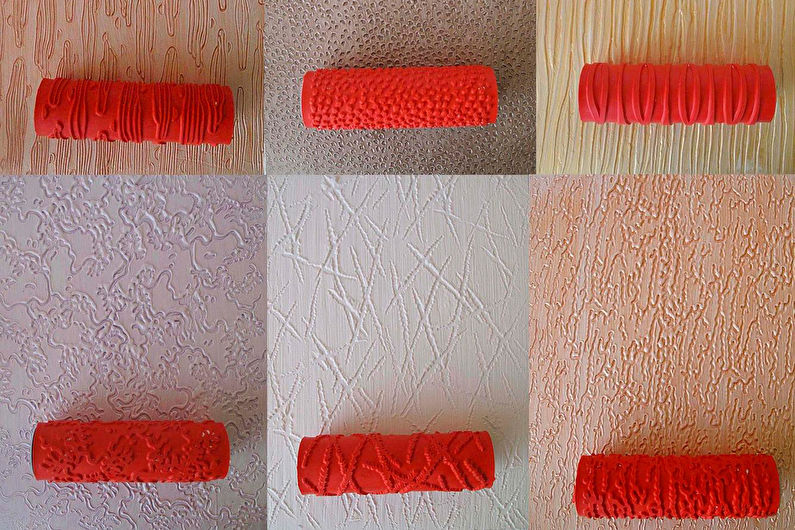 Декоративная штукатурка своими руками - способы нанесения