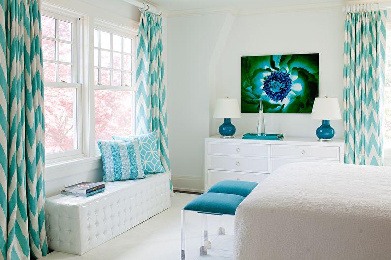 Ткань для штор в спальню