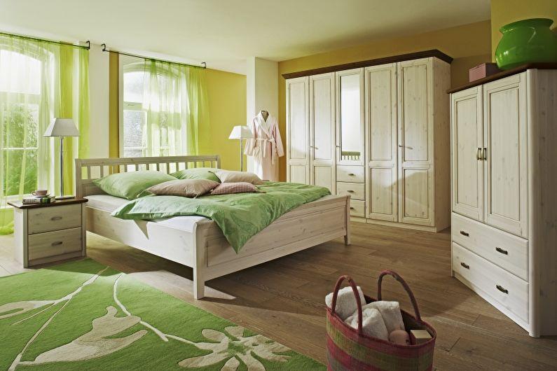 Шторы для маленькой спальни