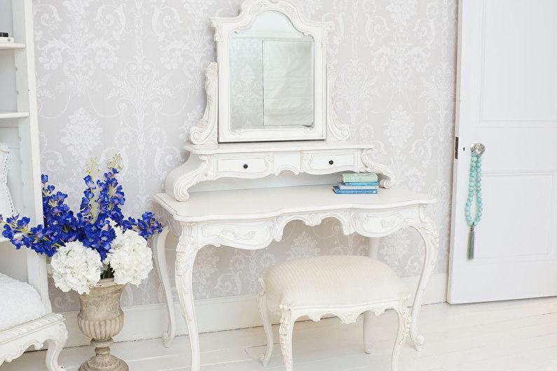 Дизайн спальни в стиле прованс: 65 фото, идеи интерьеров