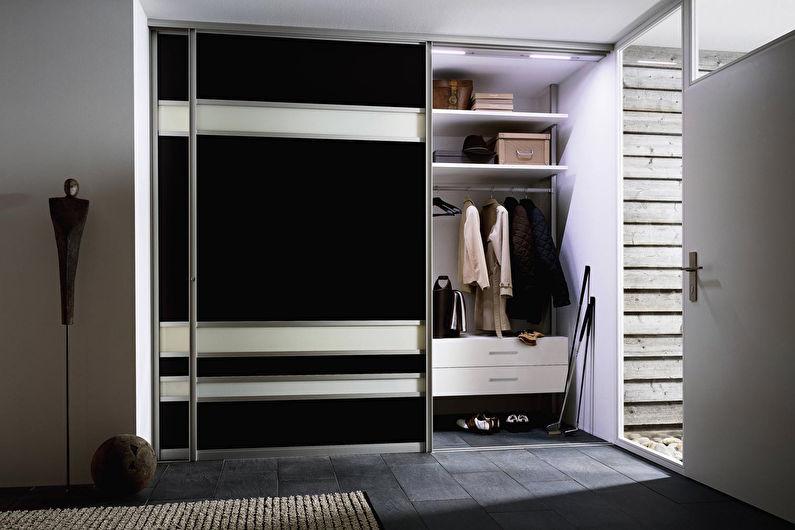 Шкафы-купе для прихожей - фото