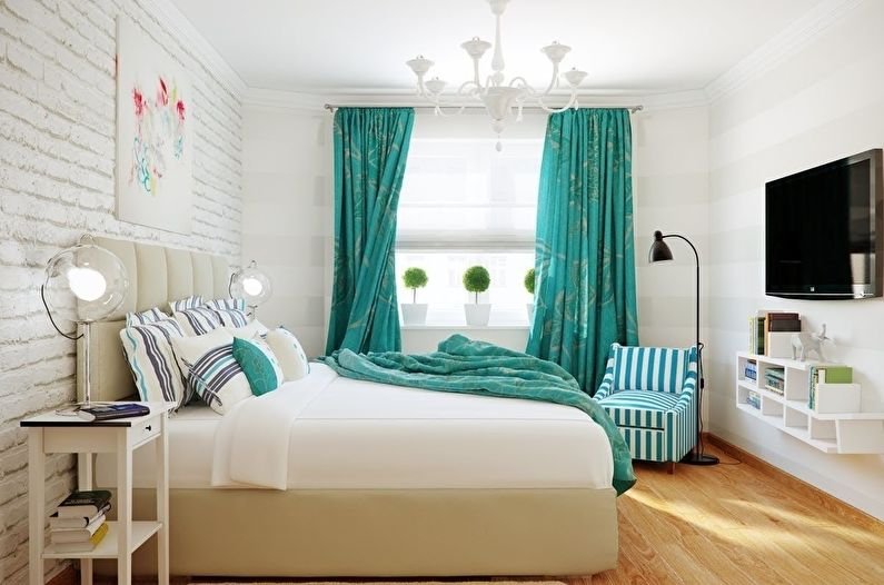 Шторы для спальни: 80 фото-идей