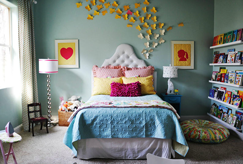 Декор комнаты своими руками: 12 лучших идей